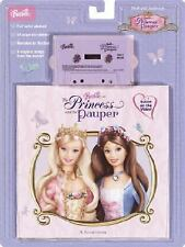 Barbie as the Princess and the Pauper Storybook & Tape.