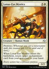4x Lotus-Eye mystics | nm/m | Fate Reforged | Magic mtg
