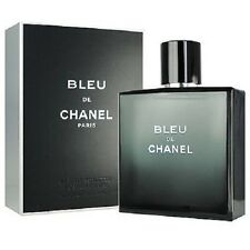BLEU DE CHANEL 5.0 oz / 150 ml Eau De Toilette Spray Men NEW IN BOX SEALED