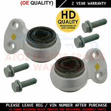 FOR BMW E46 Z4 FRONT LOWER WISHBONE CONTROL ARM REAR BUSH BUSHES HEAVY DUTY