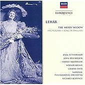 Franz Lehar - Lehár: The Merry Widow (Highlights, Sung In English, 1996)