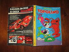 WALT DISNEY TOPOLINO LIBRETTO NUMERO 884