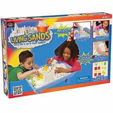 Sands Alive! -  DELUXE SAND BOX Play Set ~ Large by Play Visions NEW