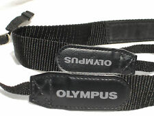 one Olympus camera neck strap   ( With metal Buckles )  #000213