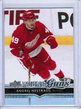 14/15 UD SERIES 1 ANDREJ NESTRASIL  #222 YOUNG GUNS ROOKIE RC  DETROIT RED WINGS