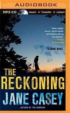Maeve Kerrigan: The Reckoning 2 by Jane Casey (2015, MP3 CD, Unabridged)
