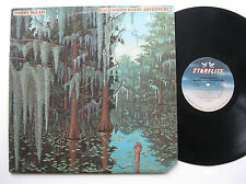 LP Tommy McLain - Backwoods Bayou Adventure - VG++ Lose The Blues Moody Man Mac