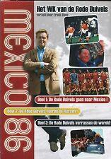 Mexico '86 : Het WK van de Rode Duivels (3 DVD)