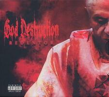 God Destruction - Redentor Digi-CD Suicide Commando Hocico Alien Vampires
