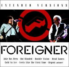 Foreigner - Extended Versions [CD NEW]