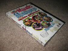 Tune Buddies Music Makers: Live Action Musical Adventure Instruments DVD NEW