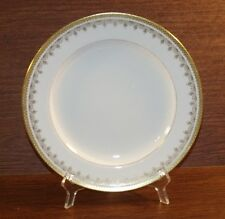 Minton Gold Encrusted w/Sunburst Pattern #G7302 Dinner Plate 10-1/2""