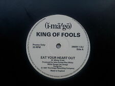 King of Fools - Eat your Heart out