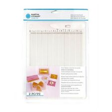 MARTHA STEWART - MINI Scoring Board and Bone Folder - Make 4 Sizes of Envelopes