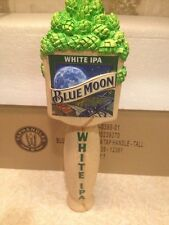 "Blue Moon White IPA Beer 10"" Tall Tap Handle ~ NEW In Box & Free Shipping"
