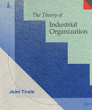 The Theory of Industrial Organization,  Tirole