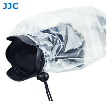 "JJC RI-S Rain Cover Coat For DSLR with prime lens & mirrorless camera 11 "" L 7 W"