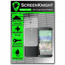 ScreenKnight HTC One E8 FULL BODY SCREEN PROTECTOR invisible Military shield