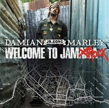 DAMIAN JR. GONG MARLEY Welcome To Jamrock CD BRAND NEW