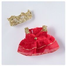 Sylvanian Families Epoch Girls clothes Ballerina tutu (red) limited JP F/S