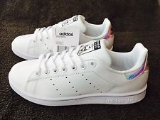 Adidas Originals Stan Smith Iridescent Dubai Blues Women's Trainer Size UK 6.5