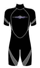 Mens Osprey Neoprene Wetsuit Shorty Wet Suit Shortie Small Long Chest  36.5""