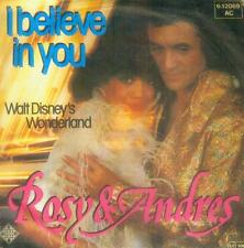 """7"""" Rosy & Andres/I Believe In You (D)"""