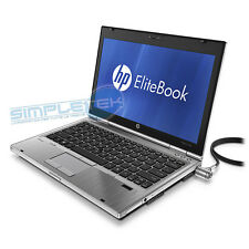 "HP 2560p i7 4GB RAM WINDOWS 10 PRO 3G SIM 12,1"" DVD-RW WIFI FATTURABILE"
