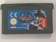 NINTENDO GAME BOY GAMEBOY ADVANCE GBA SP & MICRO GAME CARTRIDGE BEYBLADE V-FORCE