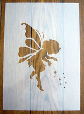 Fairy Dust Stencil Reusable Mylar Sheet for Arts & Crafts, DIY