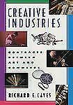 Creative Industries : Contracts between Art and Commerce-ExLibrary