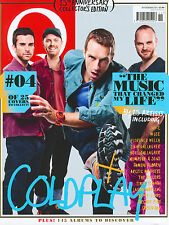 Q Magazine,Coldplay,Liam Gallagher,Beady Eye,Noel,Jay–Z,Coldplay,Foo Fighters