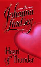 BUY 2 GET 1 FREE Heart of Thunder 2 by Johanna Lindsey (1983, Paperback)