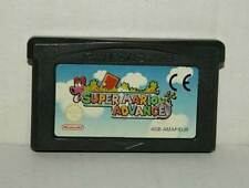 SUPER MARIO ADVANCE USATO GAMEBOY ADVANCE ED ITALIANA SOLO CARTUCCIA CC4 44218