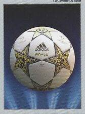 N°010 OFFICIAL BALLON UEFA CHAMPIONS LEAGUE 2013 STICKER PANINI