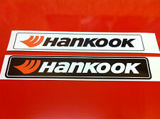 Hankook Tire Tyres Drift Stickers 4 x 100mm for fairing Sticker Decal Stickers