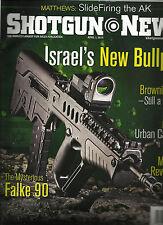 SHOTGUN NEWS,  APRIL, 2013  VOL. 67  (THE WORLD'S LARGEST GUN SALES PUBLICATION