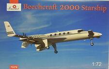 1/72 Amodel Beechcraft 2000 kit # 72279