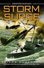 Storm Surge (Destroyermen (Hardcover)), by Anderson, Taylor, New Book