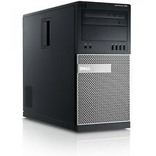 Pc DELL 990 Mini Tower Intel Core i5 2500 250GB WIN 7P 4Gb ram Win 10