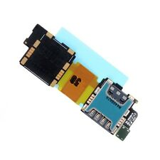 Sim Memory Card Reader Flex Replacement Part For Samsung Galaxy S5 i9600 G900