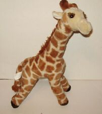 "Geoffrey the Toys R Us Giraffe plush movable legs standing 18"" tall"