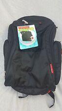 Fisher-Price Fastfinder Dome Backpack Diaper Bag - Black