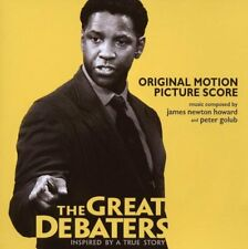 The Great Debaters (Original Score) (NEW CD) James Newton Howard Peter Golub