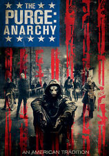 The Purge: Anarchy (DVD,2014)