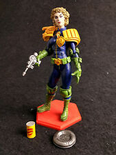 "2000 AD Judge Dredd Comic Judge Anderson 6"" Action Figure"