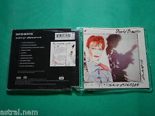 SACD DAVID BOWIE Scary Monsters 2003 Hybrid SACD REMASTERED DSD Super Audio CD
