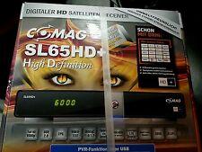 COMAG SL 65 HD+ USB LAN Full HD 1080p Sat Receiver inkl. HD Plus Karte 6 Moante
