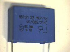 MKP X2 Capacitor 220nF 0,22uF 440V~ 440VAC Entstörkondensator EMI Suppression