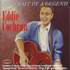 EDDIE COCHRAN Portrait Of A Legend CD - NEW Rare 1950s rockabilly rock 'n' roll